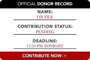 OFFICIAL DONOR RECORD